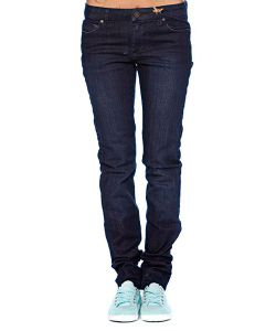 Insight | Джинсы Узкие Женские Beanpole Skinny Stretch Fan 5 Naked Blue