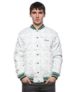 Dekline | Куртка Бомбер Team Jacket Blue/White