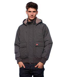 Dickies   Куртка Зимняя Keane Jacket Charcoal