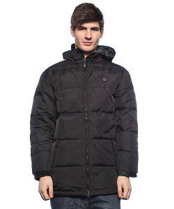 Globe | Куртка Пуховик Unify Jacket Black