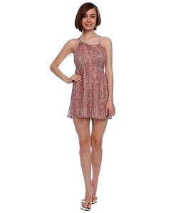 Insight | Платье Женское Goa Dress Dusty Pink