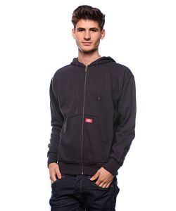 Dickies | Толстовка Thermal Lined Hooded Fleece Jacket Dark Navy