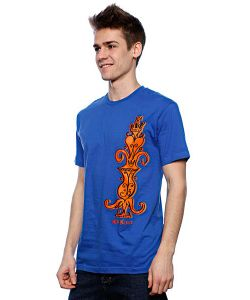 Dekline | Футболка Pastras Totem Royal Blue