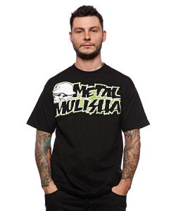 Metal Mulisha | Футболка Corpo 2 Black/Green