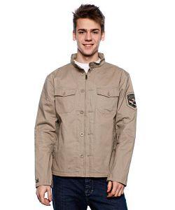 Dekline | Ветровка Мужская Moto Jacket Natural