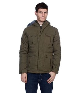 Globe | Куртка Зимняя Infantry Jacket Army Green