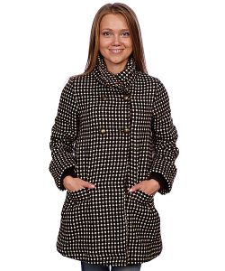 Animal | Пальто Женское Bouvier Long Coat Brown