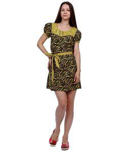 Ezekiel | Платье Женское Riley Dress Pine Green