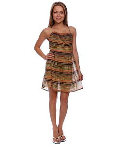 Insight | Платье Женское Inca Stripe Dress Inca