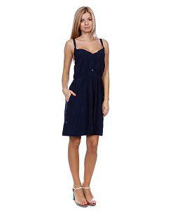 Loreak Mendian | Платье Женское Molly Navy
