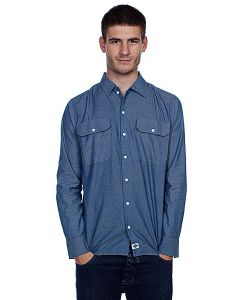 Dickies | Рубашка Chambrey Blue