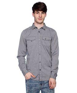 Globe | Рубашка Swindle Shirt Gunmetal