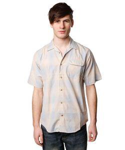 Independent | Рубашка Cambride Collared Cream/Light Blue