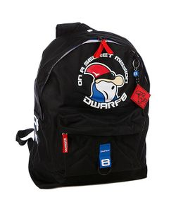 Dwarf8 | Рюкзак Backpack Logo Black