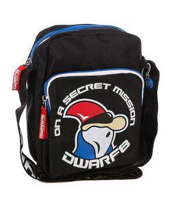 Dwarf8 | Сумка Мужская Mini Shoulder Bag Black