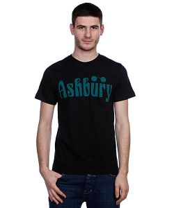 Ashbury | Футболка Og Black/Green