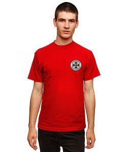 Independent | Футболка Bombard Cardinal Red