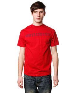 Independent | Футболка Widower Cardinal Red