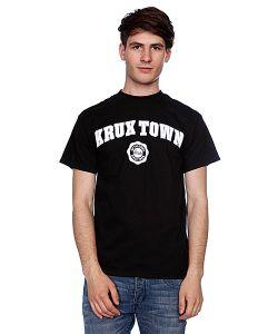 Krux | Футболка K-Town Black