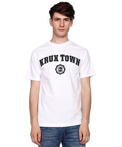 Krux | Футболка K-Town White