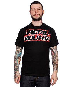 Metal Mulisha   Футболка Contender Black