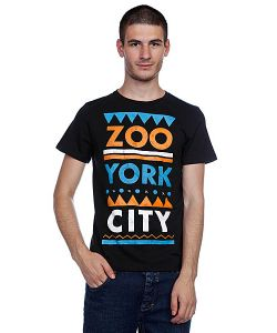 Zoo York | Футболка Zyc Tribe Black