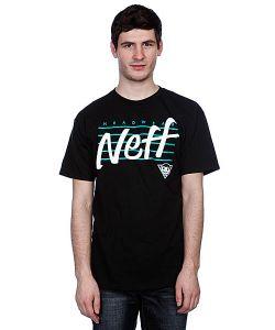 Neff | Футболка Vicer Black
