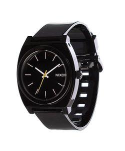 Nixon | Часы The Time Teller P Black