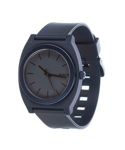 Nixon | Часы The Time Teller P Steel Blue Ano