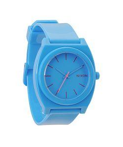 Nixon | Часы The Time Teller P Bright Blue