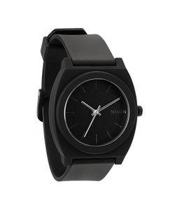 Nixon | Часы The Time Teller P Matte Black