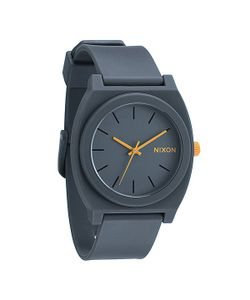 Nixon | Часы The Time Teller P Matte Steelgray