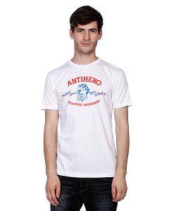 Antihero | Футболка Gold Medal Premium White