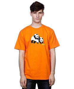 Enjoi | Футболка Piggyback Pandas Orange