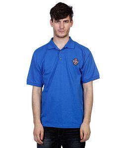 Independent | Поло Truck Co Polo Shirt Royal Blue