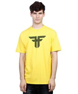 Fallen | Футболка Trademark Yellow/Surp Green
