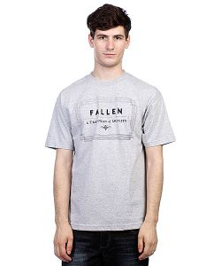 Fallen | Футболка Verte Heat Grey/Black