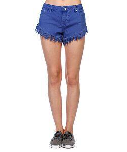 Insight | Шорты Джинсовые Женские Dipper Shorts Blue Moon