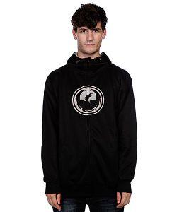 Dragon   Толстовка Утепленная Icon Hydro Zip Hood F12 Black