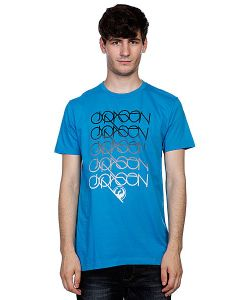 Dragon   Футболка Logans Run Sf Tee F10 Turquoise