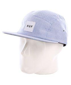 Huf | Бейсболка Пятипанелька Oxford Volley Blue