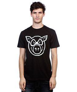 Pig | Футболка Basics Black