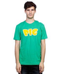 Pig | Футболка Green