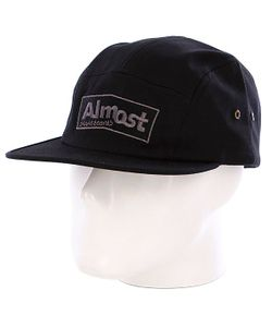 Almost | Бейсболка A 5 Panel Black