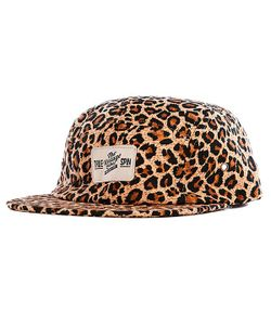 Truespin | Бейсболка Пятипанелька True Spin Velcro Leopard