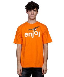 Enjoi | Футболка Birds Of Prey Orange