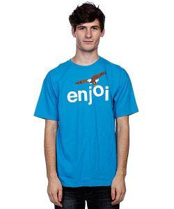Enjoi | Футболка Birds Of Prey Turquoise