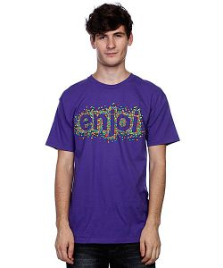 Enjoi | Футболка Candy Coated Purple