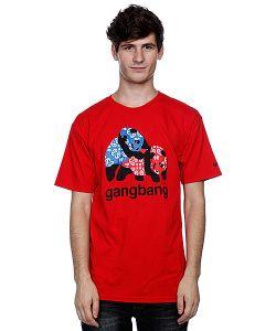 Enjoi | Футболка Gangbang Red