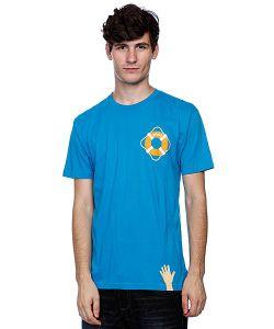 Enjoi | Футболка Lifesaver Premium Turquoise